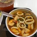 Tomyum Noodles, look at the amount of seafood😍 这海鲜冬阴面酸酸辣辣刚刚好,给超多海鲜的😋 ⠀⠀⠀⠀⠀⠀⠀⠀⠀ ⠀⠀⠀⠀⠀⠀⠀⠀⠀ ⠀⠀⠀⠀⠀⠀⠀ ⠀⠀⠀⠀⠀⠀⠀⠀⠀ ⠀⠀⠀⠀⠀⠀⠀⠀⠀⠀⠀ ⠀⠀⠀⠀⠀⠀⠀⠀⠀ ⠀⠀⠀⠀⠀⠀⠀ ⠀⠀⠀⠀⠀⠀⠀⠀⠀ ⠀⠀⠀⠀⠀⠀⠀⠀⠀ ⠀⠀⠀⠀⠀⠀⠀⠀⠀ ⠀⠀⠀⠀⠀⠀⠀ ⠀⠀⠀⠀⠀⠀⠀⠀⠀ #burpple #burpplesg #hungrygowhere #sgeats #ilovefood #igfood #instayum #whati8today #exploresingapore #eatoutsg #foodie #instafoodsg #openricesg #food52  #sgigfoodies #foodiesg #sgcafe #cafesg  #seafood #noodles #Igfoodie #thaifood #新加坡 #新加坡美食 #吃貨 #美食 #美味 #美味しい #相機食先 #夕食