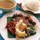 Flashback Friday - Babi Guling from Warung Babi Guling Pak Malen, Seminyak Bali.