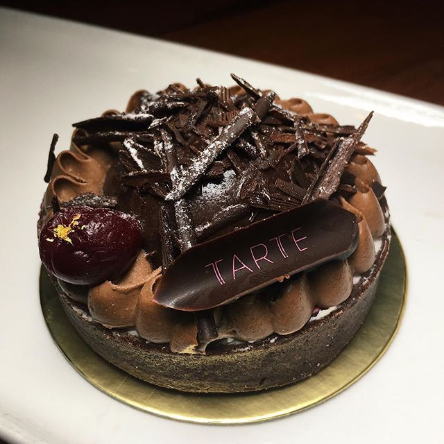 Black Forest from Tarte By Cheryl Koh.