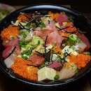 Just thinking about this Bara Chirashi Don with truffle oil and avocado from Sumo-Ya (@sumoyasg), an unassuming-looking Japanese concept along South Bridge Road.