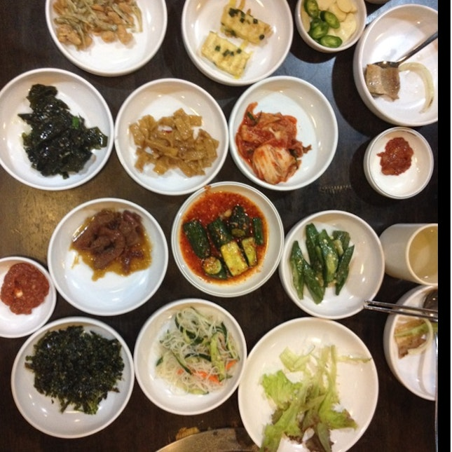 Let's Try Korean Food