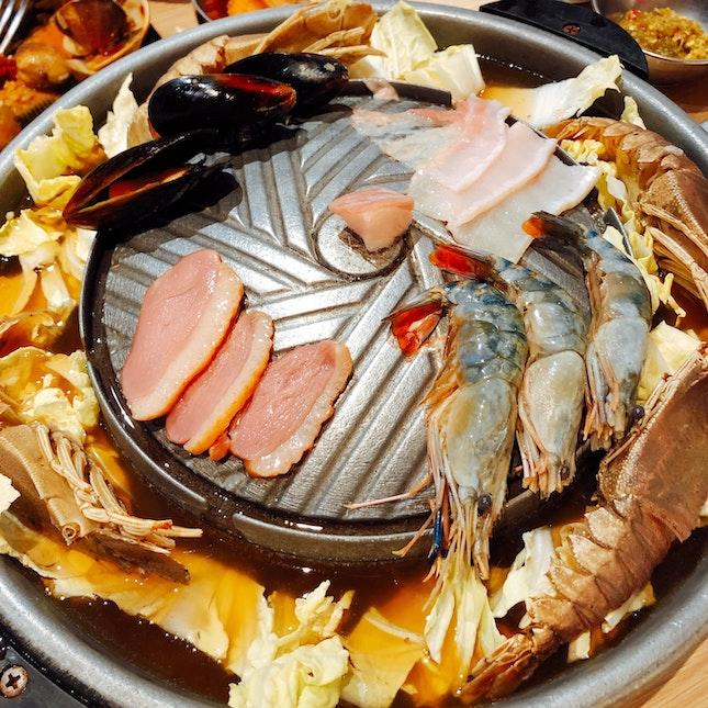 Dinner Mookata Buffet