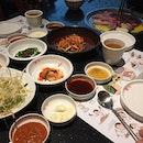 Korean Feasting  #korean #bornga #koreanbbq #suntec #cityhall #promenade #burpple #burpplesg