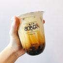 Brown Sugar Milk Boba