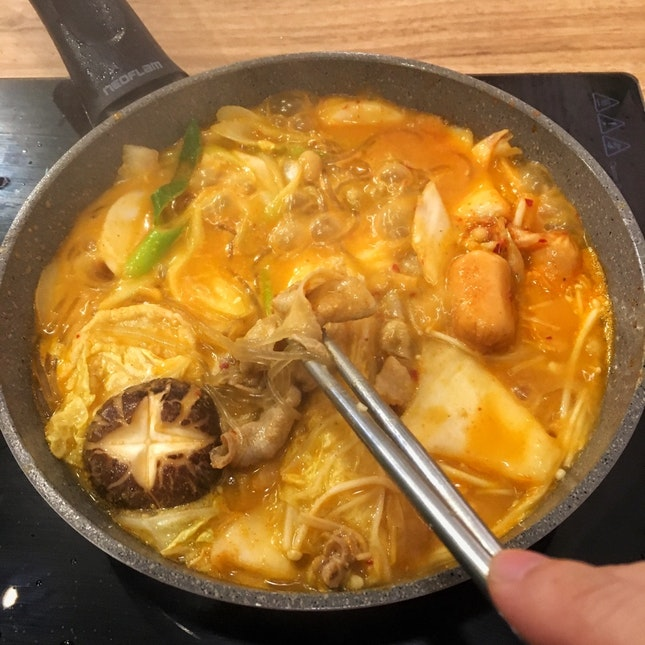Gettin' Jjigae Wit' It