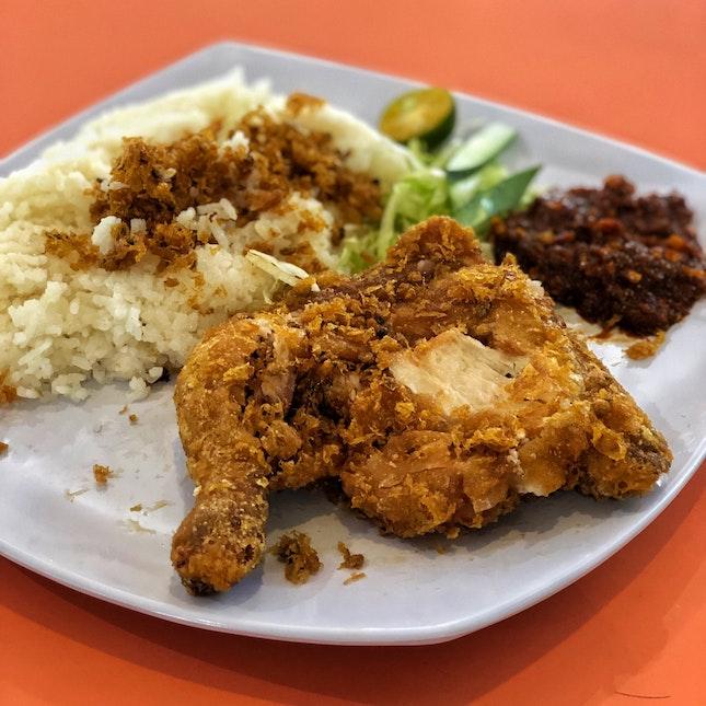 Chicken Rice, But Better