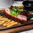 Is there really a need to introduce Fook Kin and their amazing roast meat platters?