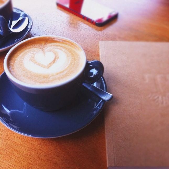 Coffee Again