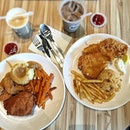 [16 May 15: Lunch] Fried Chicken and Fish & Chips Set @ Chick-a-boo.