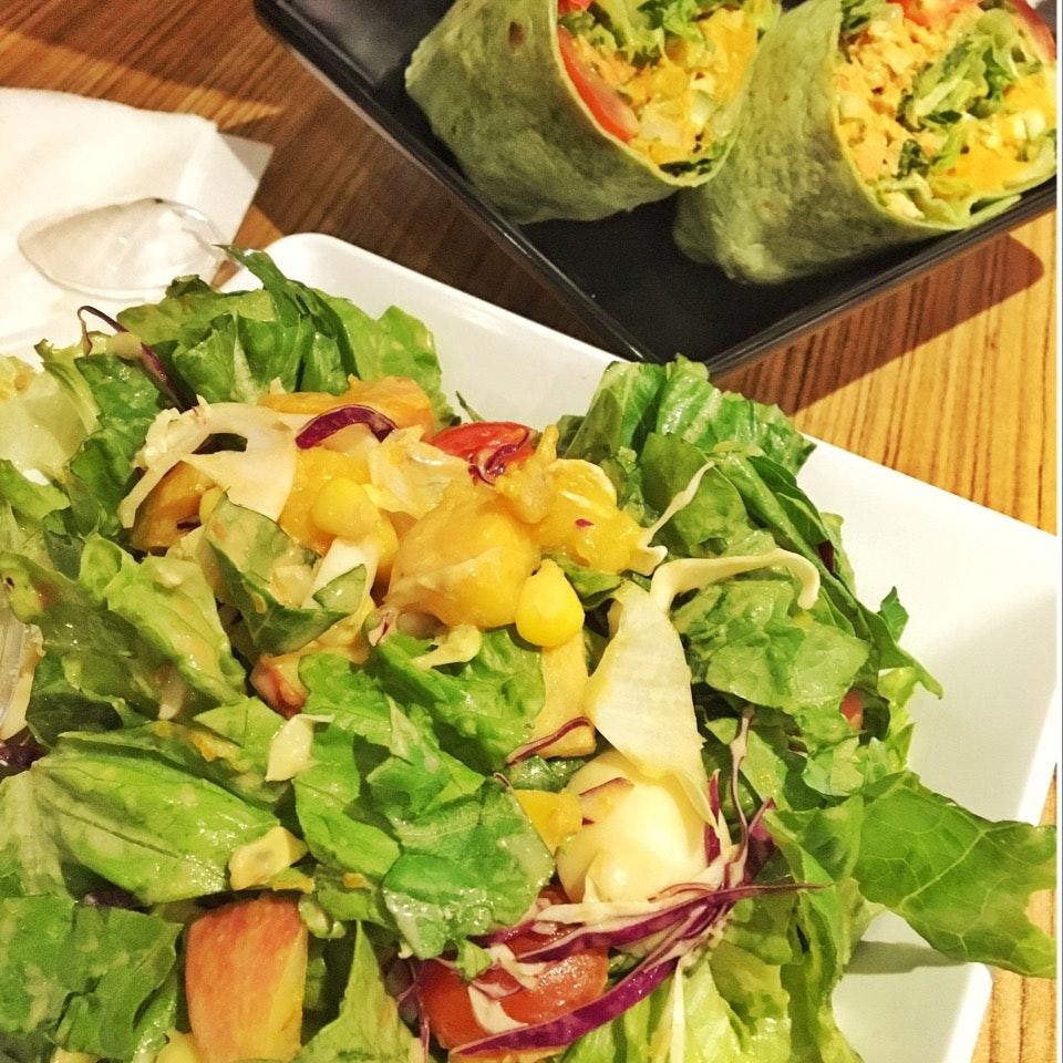 Salad & Wraps