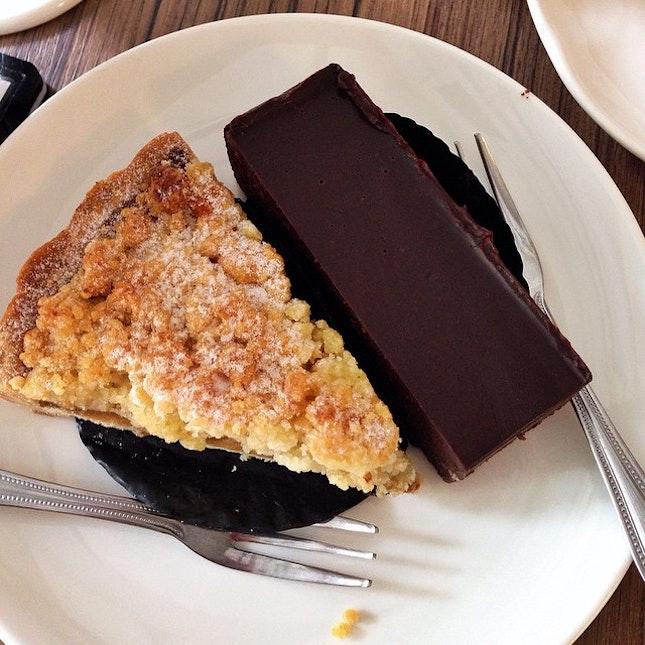 Mediocre desserts, tbh.