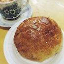叉烧菠萝面包 (Char Siew Polo Bun)