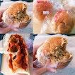 Coconut & Char Siew Bun