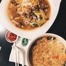 Prosperity Noodles Soup, Fried Hor Fun (Beef)