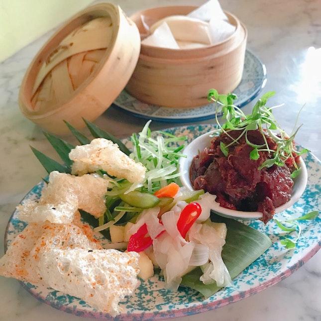 Slow cooked Pork Rendang $17+