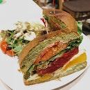 Beetroot & Avocado Burger ($14+)