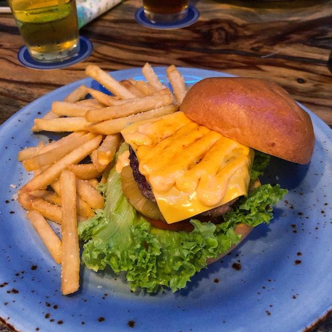Ohana Burger ($22 Nett U.P.; On Burpplebeyond)