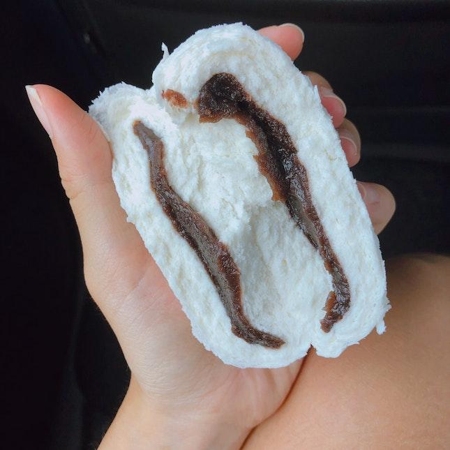 Red Bean Pau ($2.50 Takeaway)