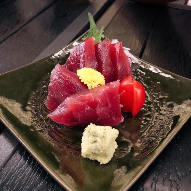 Tuna Belly 5pcs ($18++ U.P.)
