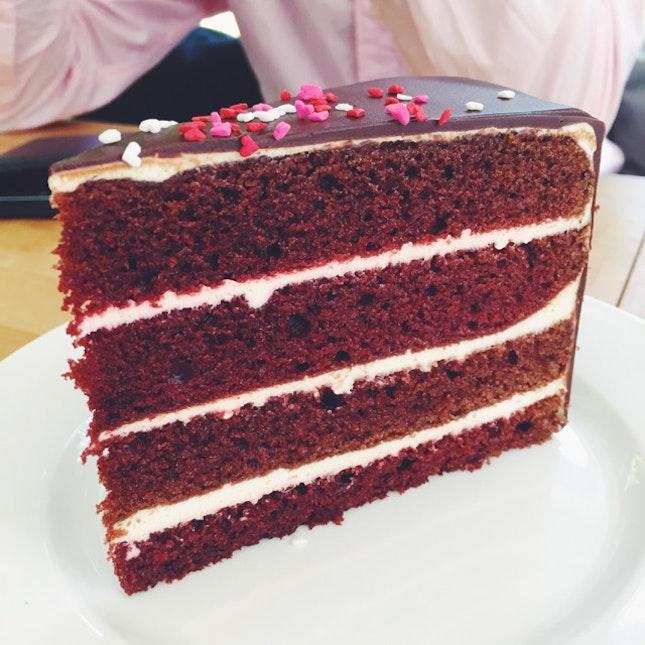 Fabulous cakes: Red Velvet Cake