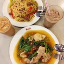 Hor Fun and Aglio Olio with Sirloin Beef