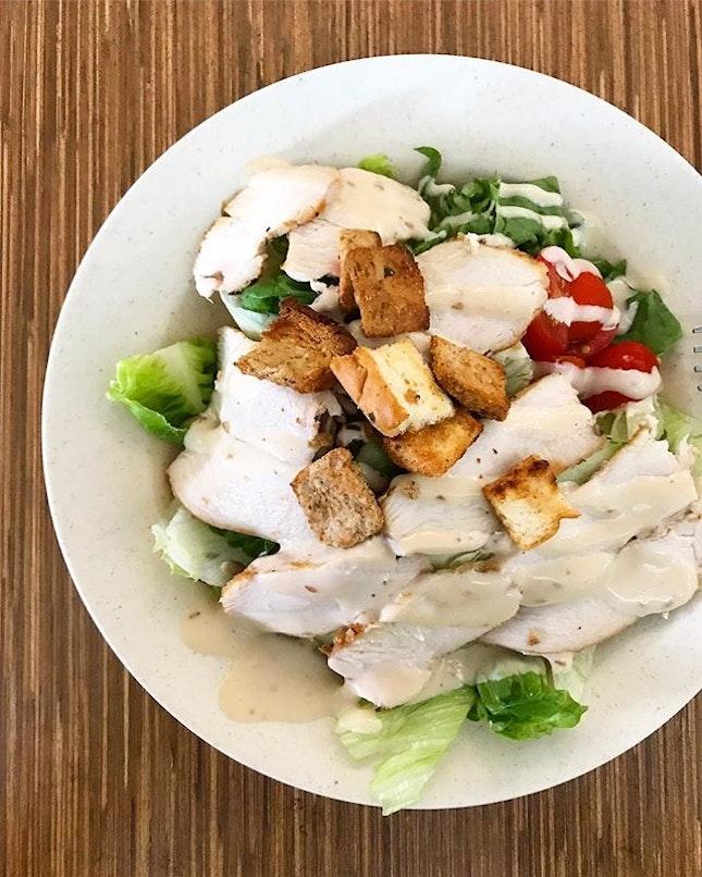 Chicken Breast Salad ($4)