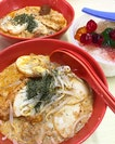 Laksa ($3.30/big bowl & $2.80/small) .