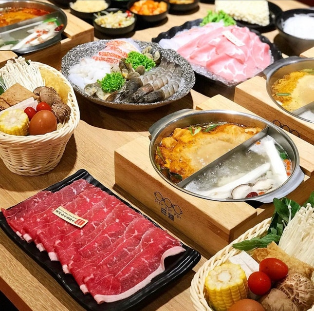City Hot Pot Lunch Special ($21.99 - $36.99)