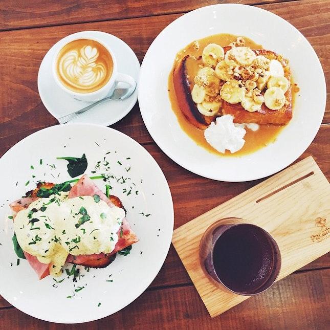 Cafes ☕️🍞