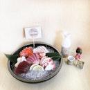 Fresh air-flown sashimi 🍣🍣🍣 #throwback #tbt