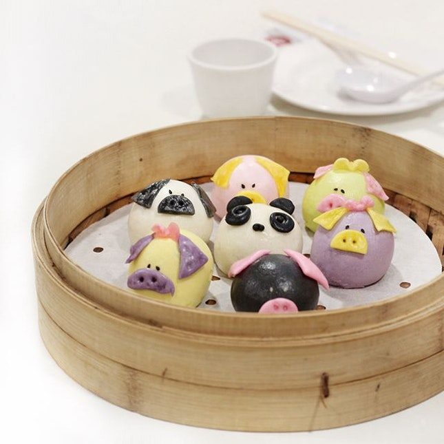 Aren't they the cutest bao ever?