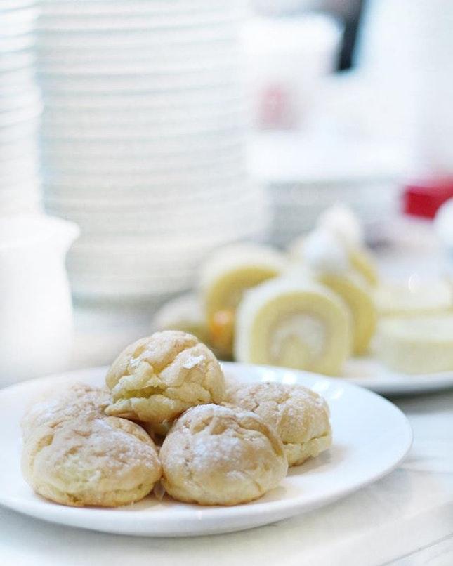 Durian puffs anyone?