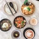 @refinerysg has added new dishes to their menu including Salmon Poké Bowl ($12), Mixed Chirashi Bowl ($14) and Mala Mama Bowl ($14).