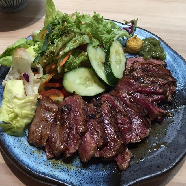Beak Steak Set
