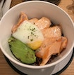 Aburi Salmon Bowl [$24]