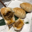 Pan Fried Mala Bun [$7.60]