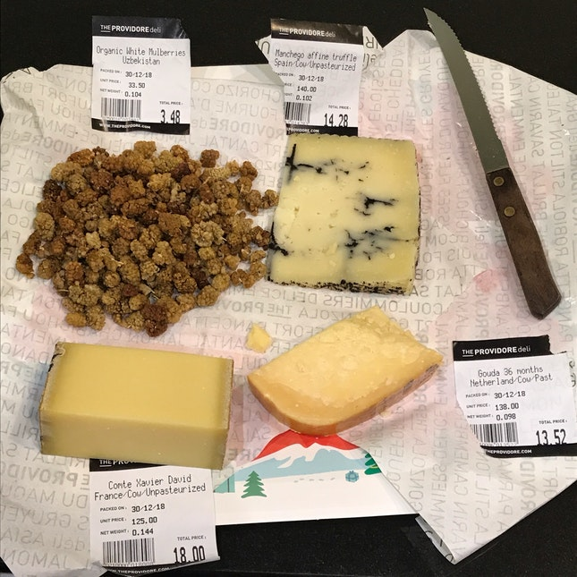 Assorted cheese [$49.28]