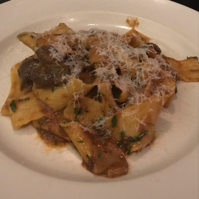 Pappardelle [$32]