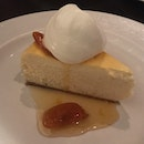 Vanilla Bean Cheesecake with Candied kamquats & Whipped Crème Fraîche [$15]
