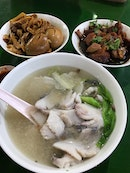 Leng Kee Fish Soup (Bukit Timah Market & Food Centre)