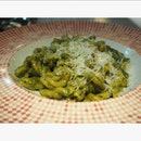 Gemelli | Pesto 'genovese', french beans, parmigiano [$28]
