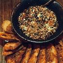 Tokyo hummus | edamame | curry chips [$9/16]