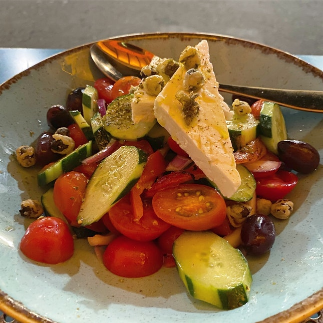 Greek Salad [$19.80]