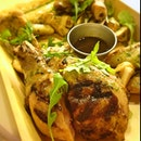 Grilled Herb Infused Chicken