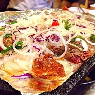 Cool Ssikkek Korean Grill Bbq Buffet Tanjong Pagar Burpple Interior Design Ideas Gentotryabchikinfo