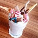 Chocolate Indulgence Milkshake