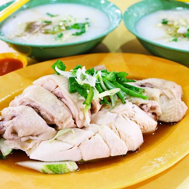 Cantonese-Style White Cut Chicken
