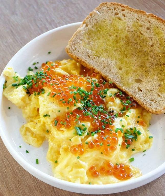 Eggs on Eggs