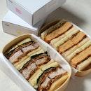 Tamagoyaki & Japanese Pork Sando