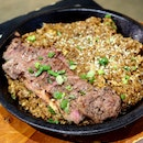 Steak & Scorched Rice